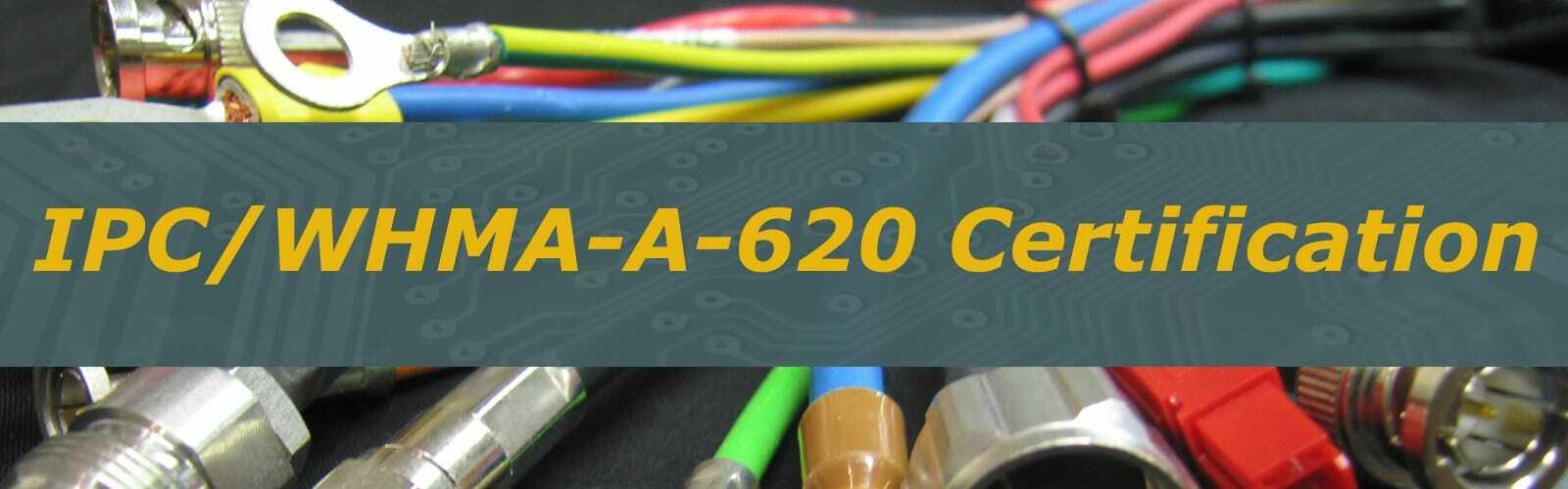 CERTIFICERING IPC/WHMA-A-620 CIS HANDS-ON